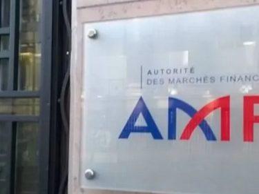 Crypto.com placée sur la liste noire de l'Autorité des marchés financiers AMF