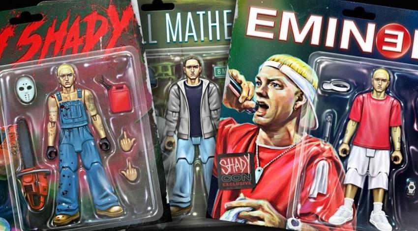 Eminem lance ses premiers NFT sur Nifty Gateway