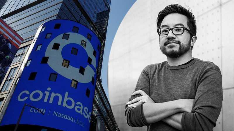 Garry Tan avait investi 300 000$ dans Coinbase, son investissement vaut aujourd