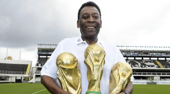 La star mythique du football Pelé lance ses premiers NFT