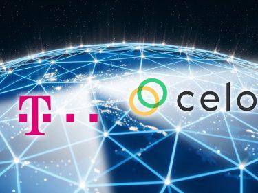 Le cours CELO en forte hausse après l'annonce de Deutsche Telekom qui a investi dans cette plateforme de paiement blockchain