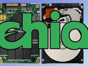Les mineurs de la cryptomonnaie CHIA provoquent une pénurie de disques durs SSD