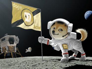 Dogecoin sur la lune, Elon Musk et sa société SpaceX vont envoyer dans l'espace un satellite appelé DOGE-1