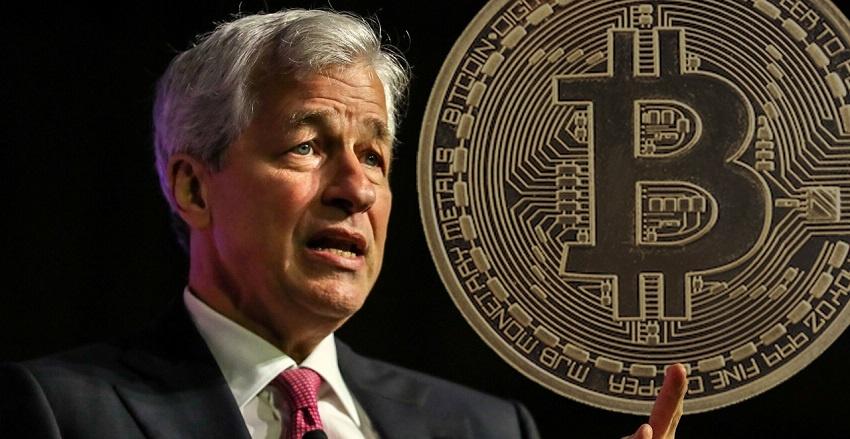 Jamie Dimon, PDG de JPMorgan, conseille de rester à l