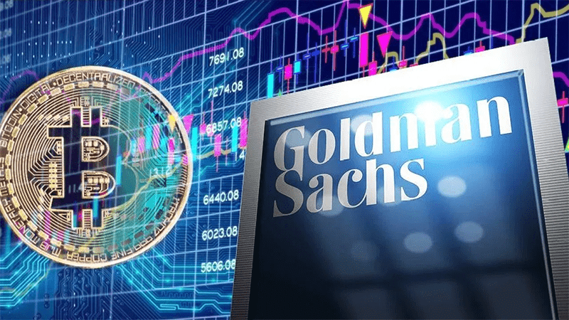 La banque Goldman Sachs propose des produits dérivés Bitcoin à ses clients