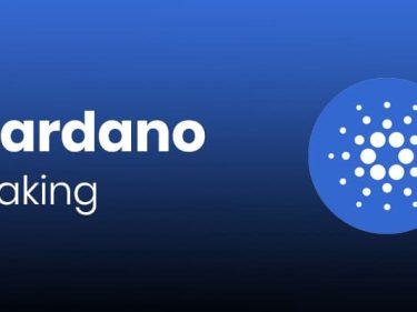 Le staking Cardano (ADA) est disponible sur l'échange crypto Kraken
