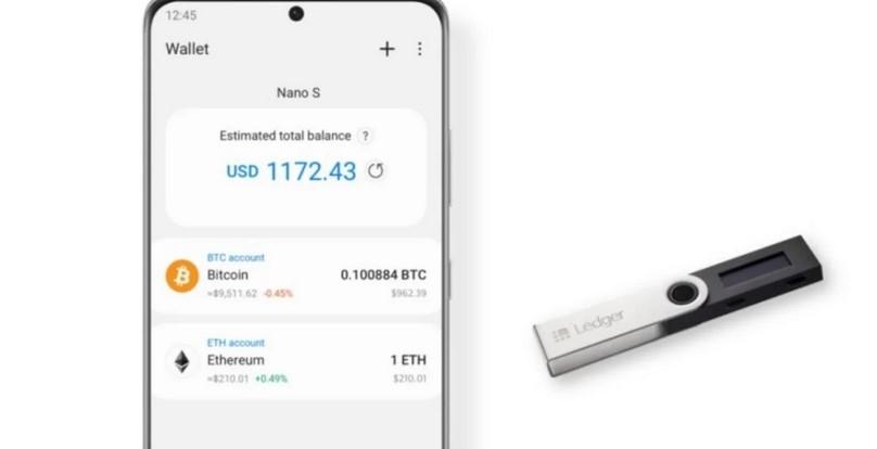 Les smartphones Samsung Galaxy prennent désormais en charge les portefeuilles crypto Ledger Nano S et Ledger Nano X