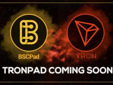 TRON s'associe à BSCPAD pour créer le launchpad IDO TRONPAD