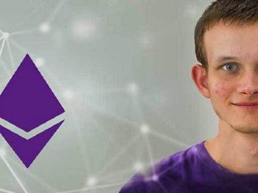 Vitalik Buterin est le plus jeune crypto milliardaire avec ses 333500 jetons Ethereum (ETH)