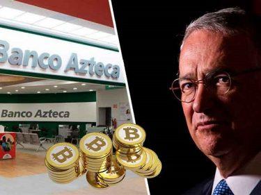La banque mexicaine Banco Azteca s'apprête à devenir la première banque du Mexique à accepter le Bitcoin