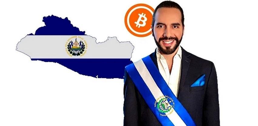 Le Salvador veut être le premier pays à donner cours légal au Bitcoin