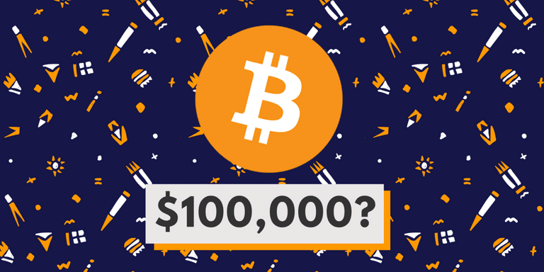 Pour Mike McGlone, analyste chez Bloomberg, le cours Bitcoin se dirige vers les 100 000 dollars en 2021