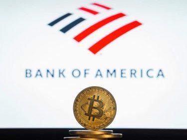 Bank of America a mis en place une équipe de recherche dédiée aux crypto-monnaies