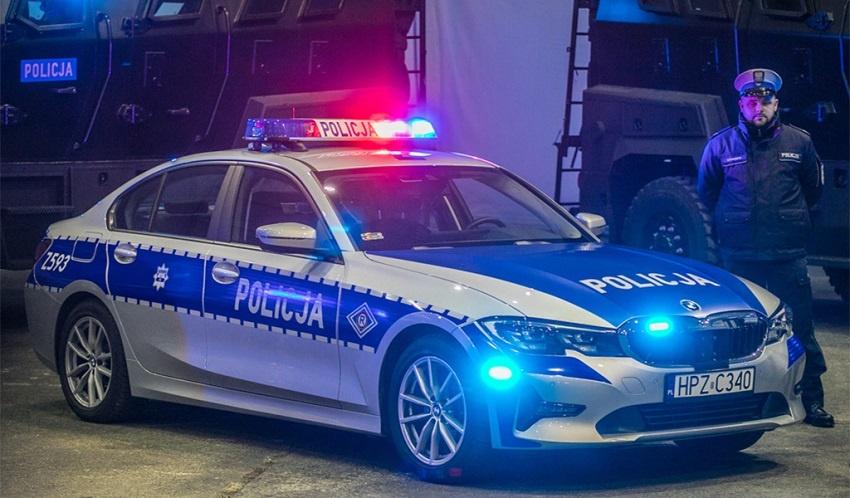 Du minage de Bitcoin découvert au siège de la police polonaise