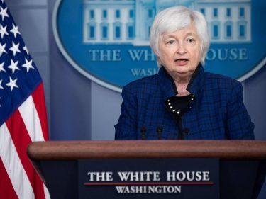 Janet Yellen, la secrétaire au Trésor de Joe Biden, demande à ce que les stablecoins soient régulés au plus vite