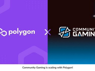 La blockchain Polygon s'associe à la plate-forme eSports Community Gaming