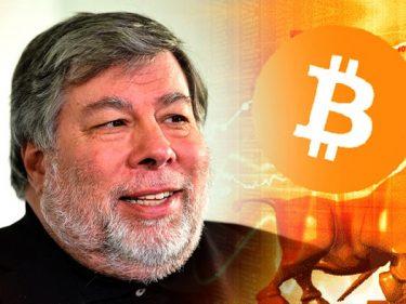 Pour Steve Wozniak, cofondateut d'Apple, Bitcoin est un miracle mathématique