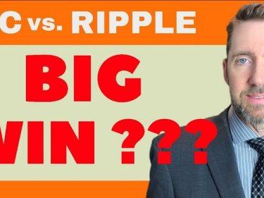 Selon l'avocat Jeremy Hogan, Ripple serait en train de négocier un accord à l'amiable avec la SEC