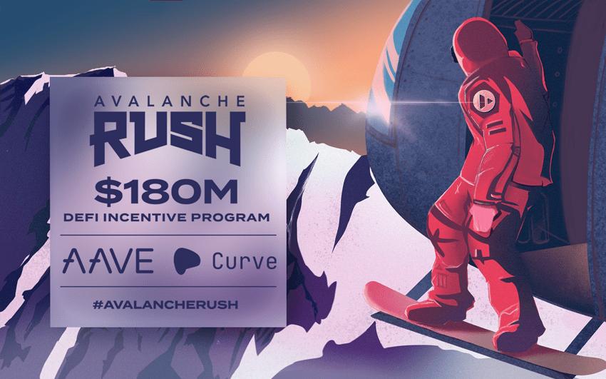 Cours AVAX en forte hausse, la blockchain Avalanche Avalanche annonce un programme d