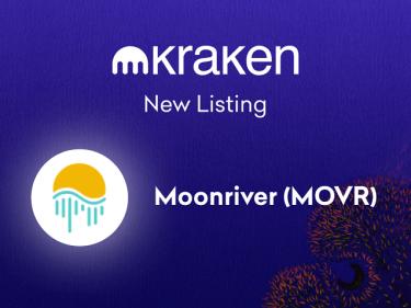 L'échange crypto Kraken lance le trading de Moonriver (MOVR) ce vendredi 27 août 2021