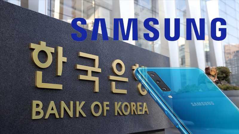 Samsung va participer à un projet pilote de monnaie numérique de banque centrale (CBDC) mené par la Banque de Corée (BOK)