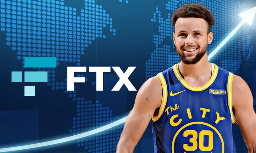 La star de basketball NBA Stephen Curry devient l'ambassadeur mondial de l'échange de crypto-monnaie FTX
