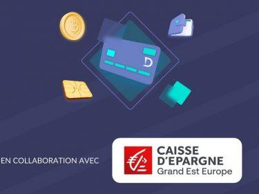 Pour le lancement de son service d'achat de cryptomonnaies à destination du grand public, Deskoin s'associe à la Caisse d'Épargne