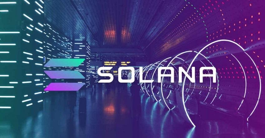 Un incident sur la blockchain Solana fait baisser le cours SOL
