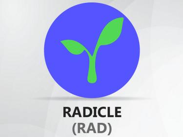 Binance ajoute la crypto-monnaie Radicle (RAD)