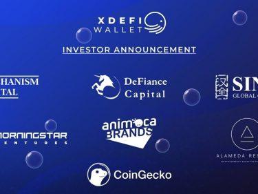 Concurrent frontal de MetaMask, le crypto wallet XDEFI lève 6 millions de dollars
