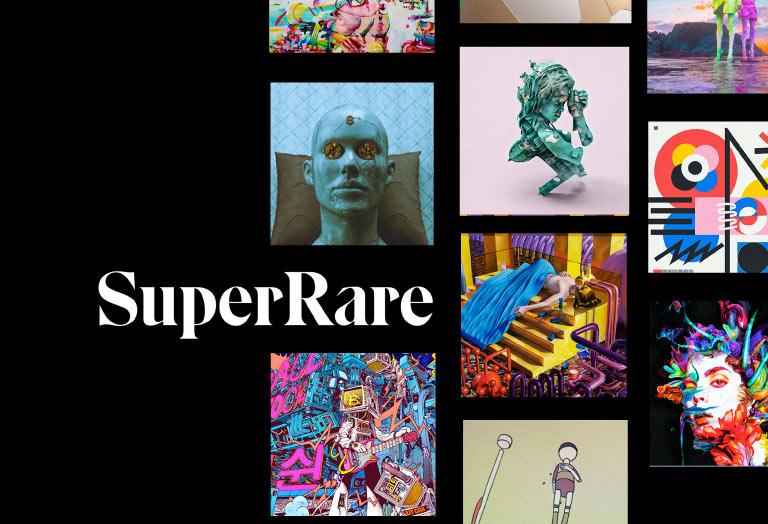 La cryptomonnaie SuperRare (RARE) listée sur Binance