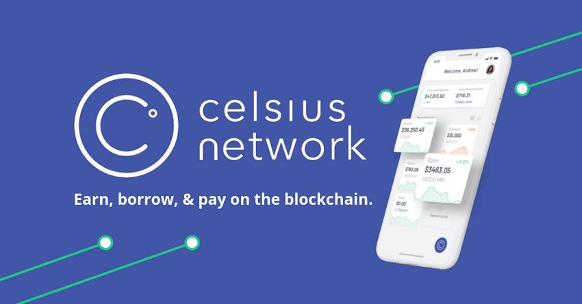 La plate-forme de staking et de prêt crypto Celsius Network a levé 400  millions de dollars - ConseilsCrypto.com