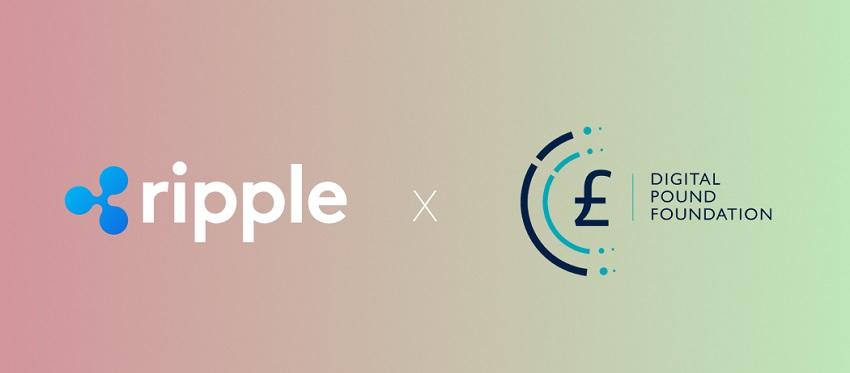 Ripple (XRP) annonce rejoindre la Digital Pound Foundation en charge du développement d